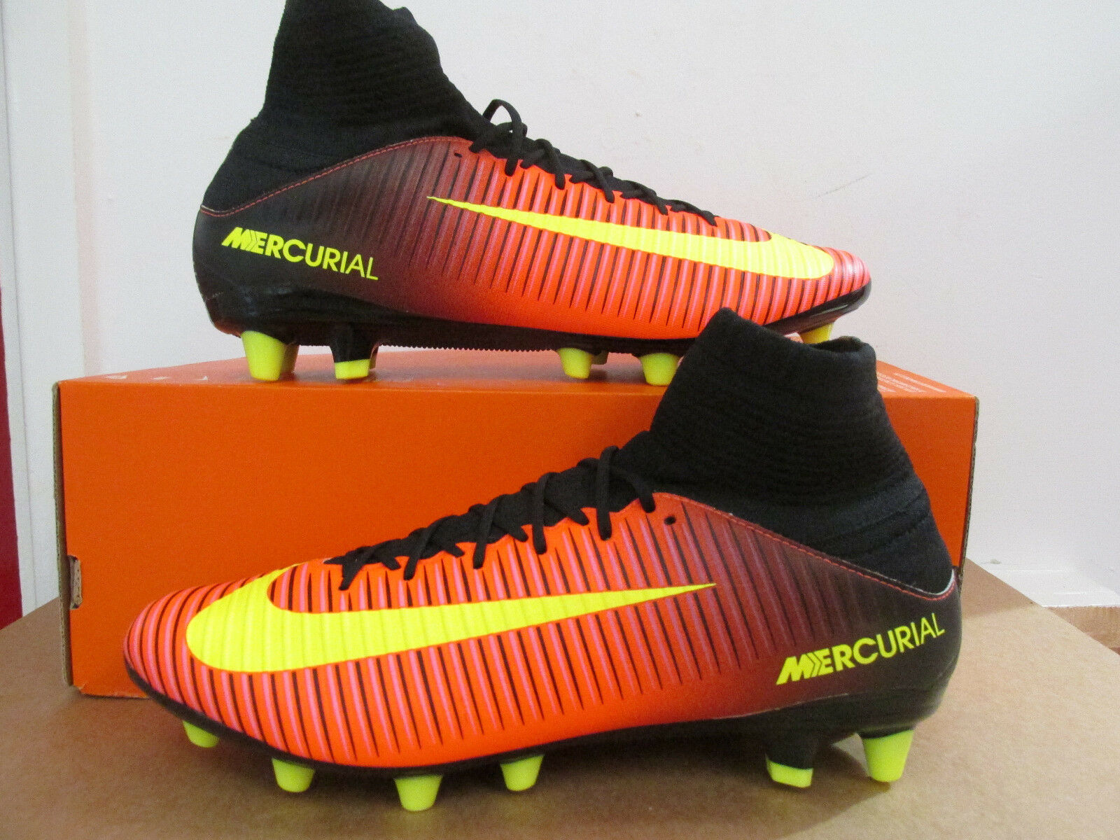 Mercurial Veloce III DF AG-PRO 831960 870 football boots soccer cleats CLEARANCE