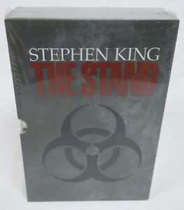 Stephen-King-The-Stand-Set-Marvel-Omnibus-amp-Companion-Brand-New-Factory-Sealed