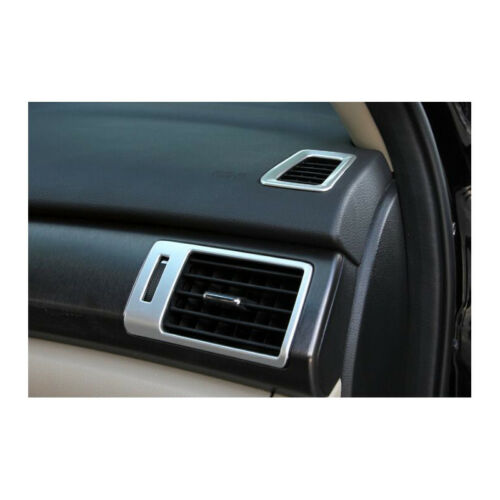 Chrome Interior Side Air Vent Cover Trim For HONDA Accord Sedan 2013-2016