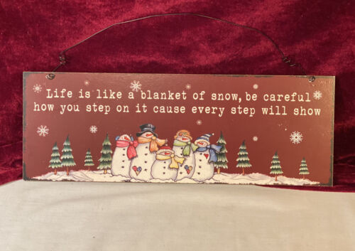 wooden christmas plaques