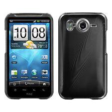 MYBAT Black Cosmo Back Case for HTC Inspire 4g