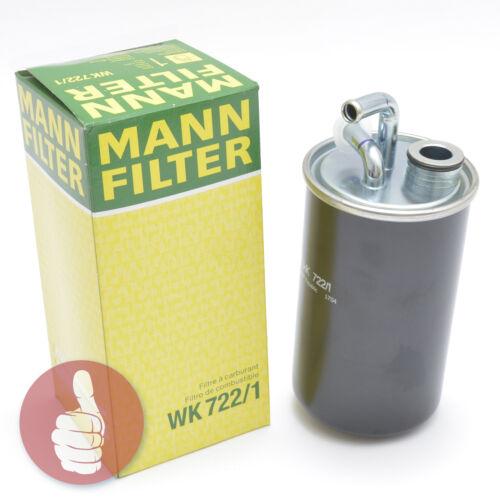 Original MANN-FILTER Kraftstofffilter WK 722//1 Chrysler