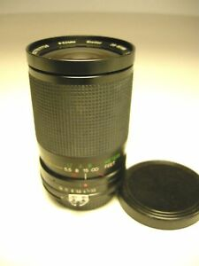 NIKON-N-AI-S-28-85MM-F3-5-4-5-MACRO-VIVITAR-LENS-EXCELLENT-CONDITION-BOTH-CAPS