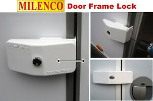 Milenco-Security-Door-Frame-Sliding-Lock-Caravan-Motorhome