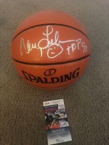 Nancy-Lieberman-Signed-Autographed-Basketball-Hall-Of-Fame-Inscription-Jsa-WNBA