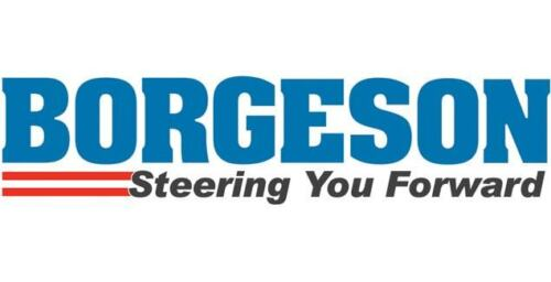Borgeson 113434 3//4-36 x 3//4-36 Stainless Steel Steering U-Joint