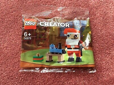 New//Sealed LEGO CREATOR 30573 Santa Father Christmas