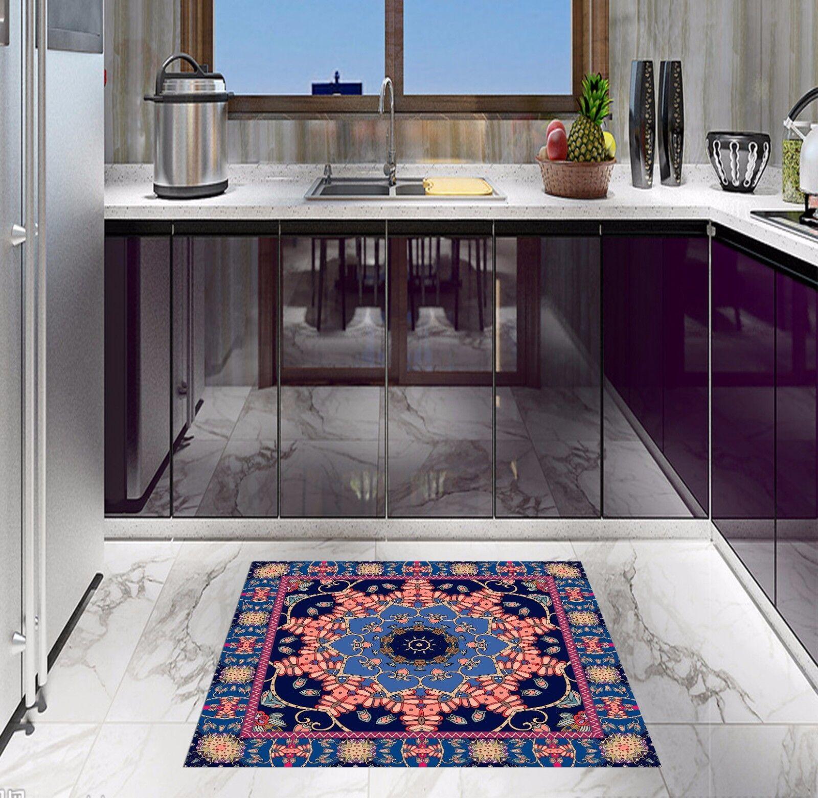 3D Pattern 612 Kitchen Mat Floor Murals Wall Print Wall AJ WALLPAPER UK Kyra