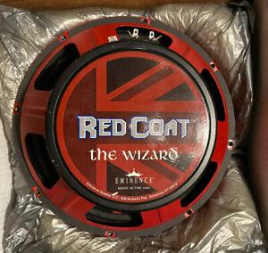 Eminence Red Coat The Wizard Guitar Speaker