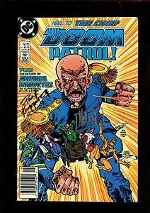 Doom Patrol 16