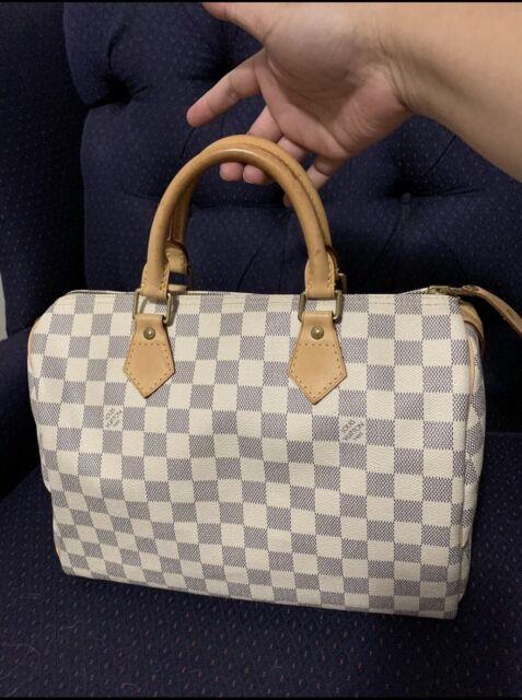 Louis Vuitton Damier Azur Speedy 30 For Sale Online Ebay