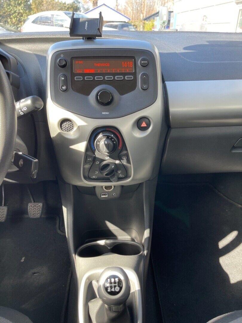 Toyota Aygo 1,0 VVT-i x - billede 12