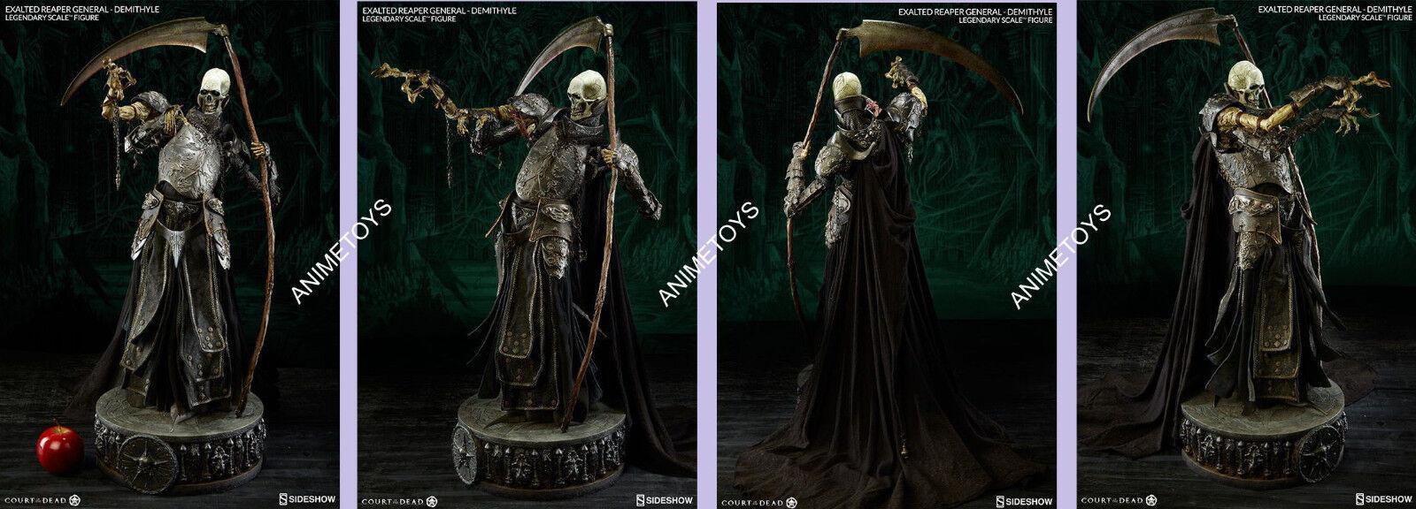SIDESHUR  FRAR5533;C DOMSTOL    DAD  DAR553333;C Exalted Reaper General Demithyle   65533;C Legendary skala