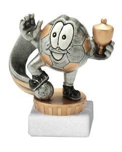 Mini-Pokal (Lustiger Fussball) inkl.Gravur jetzt nur 3,99 EUR