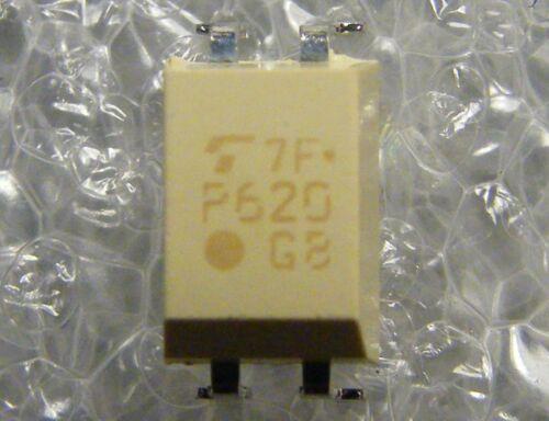 Toshiba 10x TLP620 Transistor Output Optocoupler
