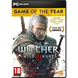 The-Witcher-3-III-Wild-Hunt-Game-of-the-Year-GOTY-PC-Computer-RPG-Bandai-Namco