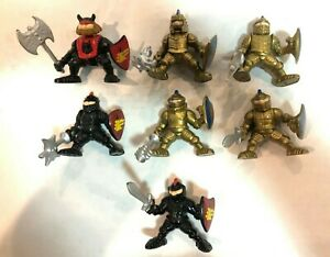 Fisher Price Great Adventures Knights Figure Lot