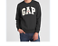 Gap-Mens-Navy-Blue-Sweatshirt-Arch-Logo-Fleece-Crewneck-Pull-Over-Size-L-NEW-NWT thumbnail 1