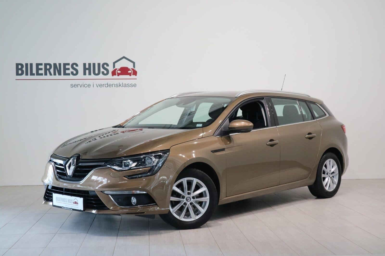 Renault Megane IV 1,2 TCe 100 Zen