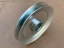 Sicma First Choice 130 Mm Pulley For 60 Amp 72 Finish Mowers 5002718