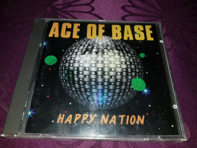 CD Ace of Base / Happy Nation - Album