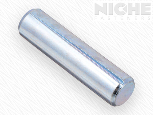 Groove Pin 7//16 x 1-1//2 Type A ZC 8 Pieces