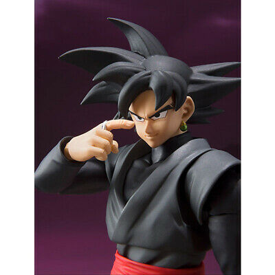 6/'/' Dragonball Z S.H.Figuarts Goku Gokou Black Saiyan Super Rose Action Figure
