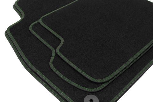 Premium doppia cucitura decorativa Tappetini Per Range Rover 3 III ab BJ 2002-2012