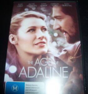 The Age Of Adaline Blake Lively Harrison Ford (Australia Region 4