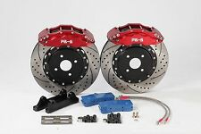 Toyota AE86 Front 330mm 6-Pot PB Brakes Big Brake Kit (more sizes available)