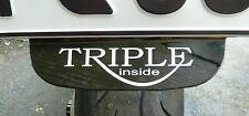 Guarda barros mudguard Triumph Sprint St RS GT 900 955 i 1050 Rocket Classic III