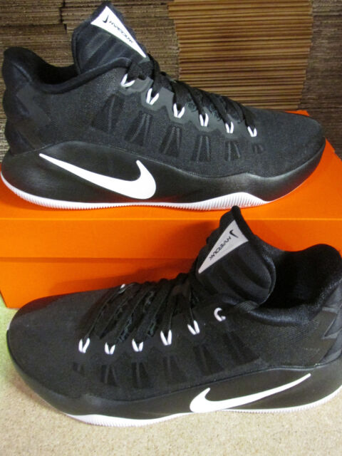 183f4974f7e5 Nike Hyperdunk 2016 Low Mens Basketball Trainers 844363 001 Sneakers Shoes