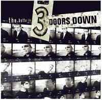 3 Doors Down - The Better Life (cd) • • Matt Roberts, Kryptonite, Three