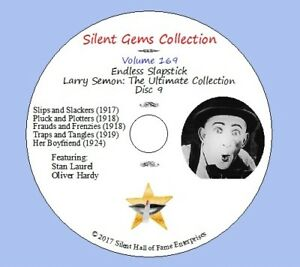 DVD-Endless-Slapstick-Larry-Semon-The-Ultimate-Collection-Disc-9