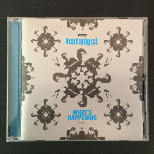 1 of 1 - KATALYST What's Happening CD. Brand New & Sealed