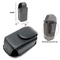 Att T-moblie Verizon Leather Cell Phone Case Pouch