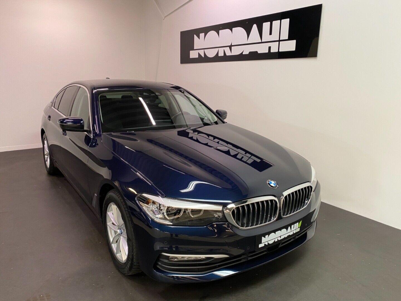 BMW 530e 2,0 iPerformance aut. 4d - 389.800 kr.