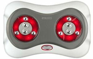 HoMedics Shiatsu Deluxe Foot Massager with Heat - Euro Plug with UK Adaptor