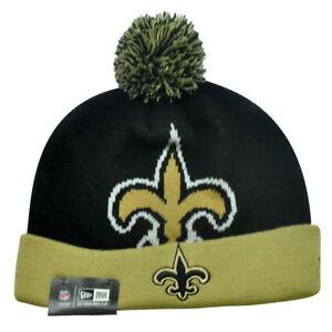 best service 0d35b 839dc Image is loading NFL-New-Era-New-Orleans-Saints-Woven-Biggie-