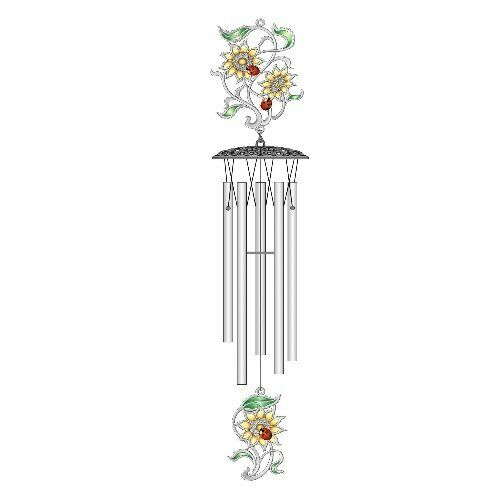 Kara's Creations Sunflower Sweet Melodies Collection Windchime
