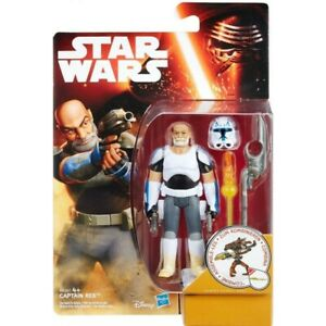Star-Wars-TFA-3-75-Inch-Action-Figures-Captain-Rex-NEW-NEUF