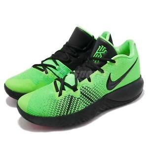 official photos 55b1b 74e5c Image is loading Nike-Kyrie-Flytrap-EP-Irving-Rage-Green-Black-