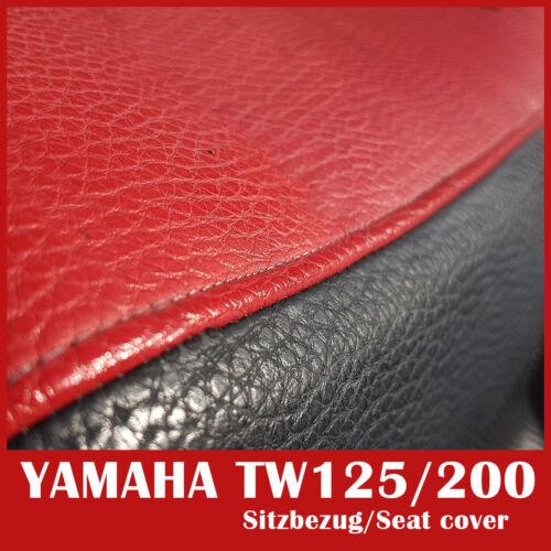 Housse de siège Banc Référence Référence Pour Banc YAMAHA YAMAHA TW 125 200