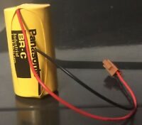 Brand Panasonic Br-c 3v 5000mah Lithium Battery With Plug