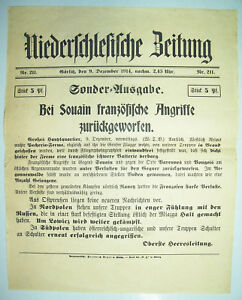 Bei-Souain-franzosische-Angriffe-zuruckgeworfen-1914-Niederschlesische-Zeitung