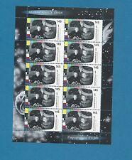BRD / BUND  Nr. 3260 ,  Raumpatrouille Orion  ,  Zehnerbogen  Luxus ** !!
