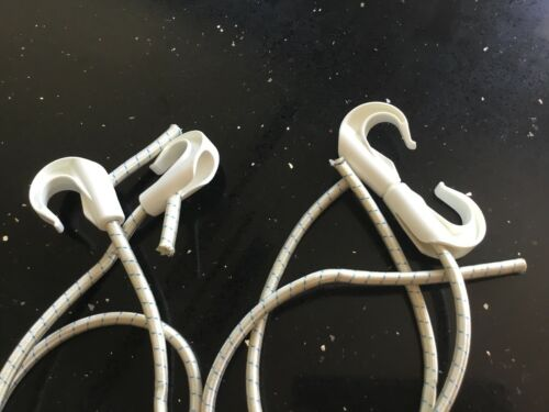 Set of 6 Adjustable Bungee Cords
