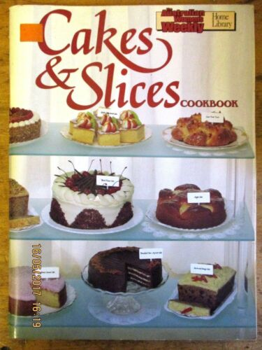 1 of 1 - ~CAKES & SLICES COOKBOOK by The Australian Women's Weekly - GC~