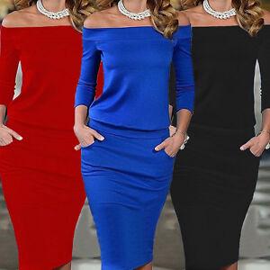 Women-039-s-Long-Sleeve-Bandage-Bodycon-Evening-Party-Cocktail-Club-Short-Mini-Dress
