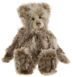 Teddys Charlie Bears Teddy Bär Rumples ca 55cm groß
